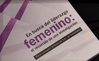 Portada del libro En busca del liderazgo femenino: el recorrido de una investigación