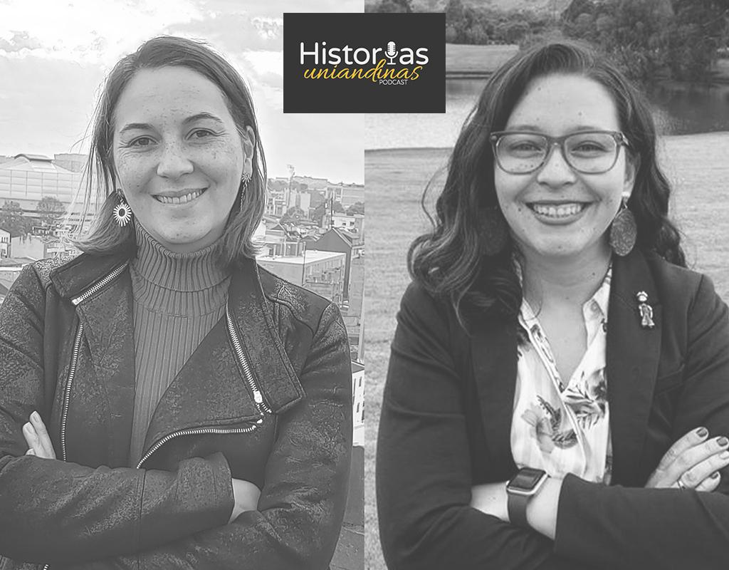 Sandra López y Lina Tangarife han hecho del voluntariado una parte esencial de sus vidas.