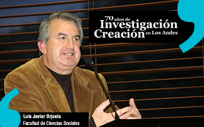 Profesor Luis Javier Orjuela.