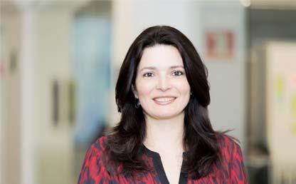 Foto de Luz Adriana Osorio, directora de Conecta-TE