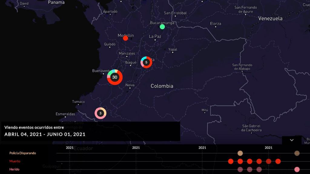 Imagen del mapa de 070