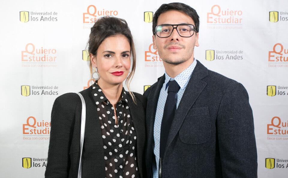 María José Martínez y Jota Badalacchi