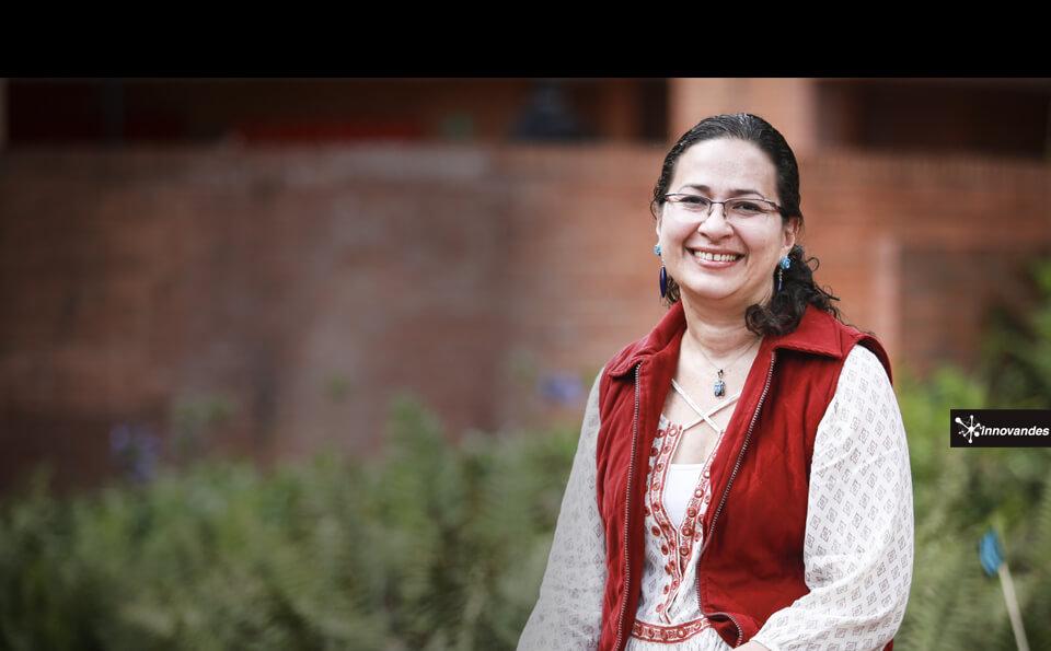 Martha Vives, innovacion, trabajo perseverancia