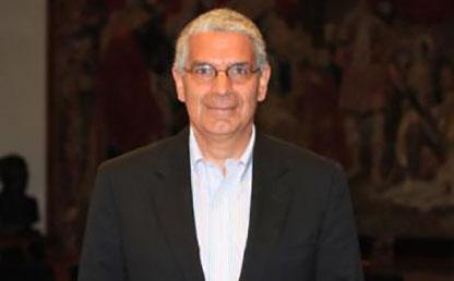 Mauricio Sanz de Santamaria, nuevo vicerrector de Desarrollo y Egresados