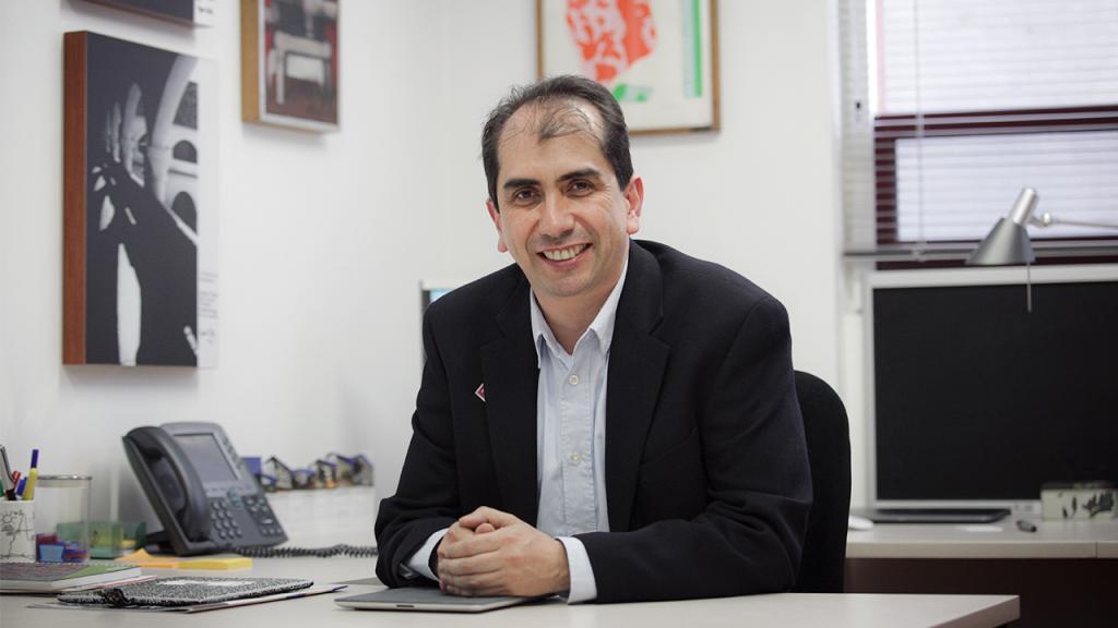 Maurix Suárez, director Campus Sostenible