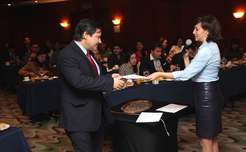 Foto Juan David Hernández, grados medicina 2015-2
