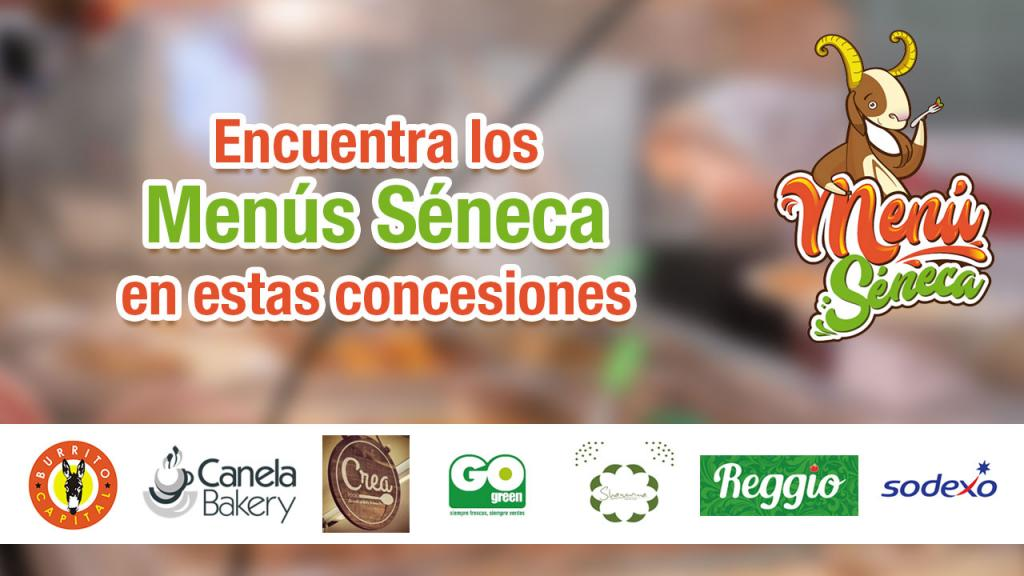 Imagen del póster de los menús Séneca