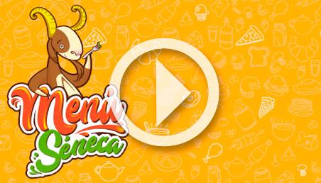 Imagen que ilustra el menú séneca, una opción económica para comer en la Universidad de los Andes.