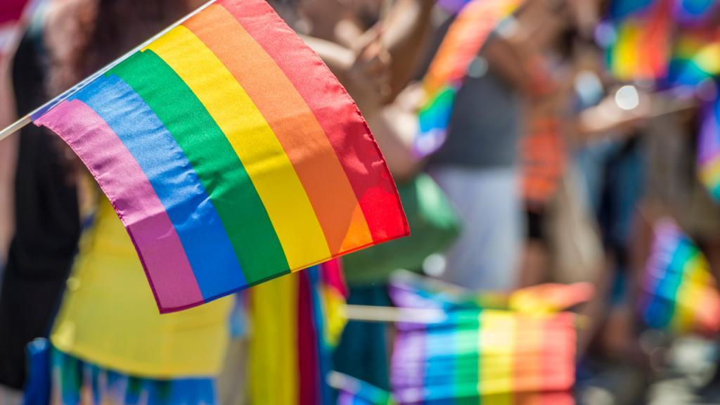 Foto de banderas LGBTIQ+