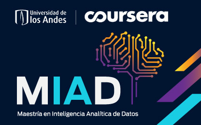 MADI logo with techno brain shape
