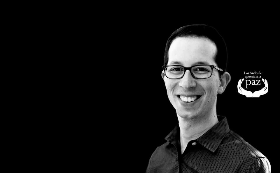 Michael Weintraub habla sobre la paz