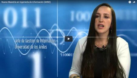 Maestría, Maestría Universidad de los Andes, Ingeniería de Información