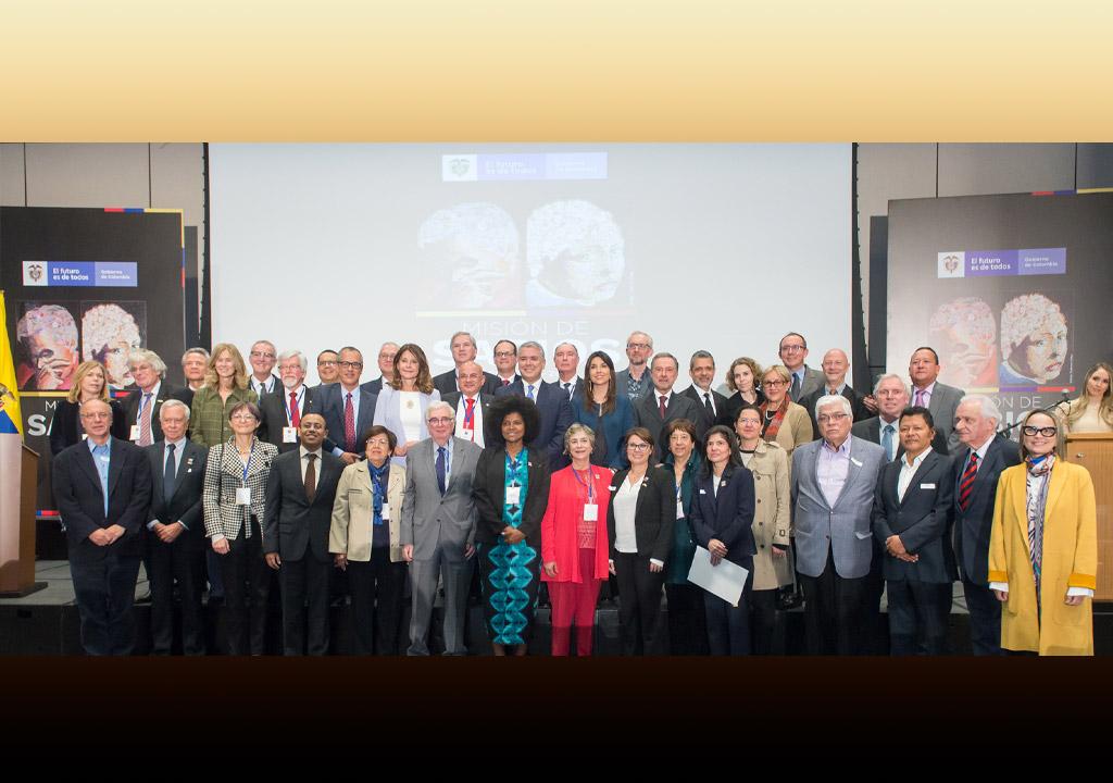 Misión Internacional de Sabios 2019