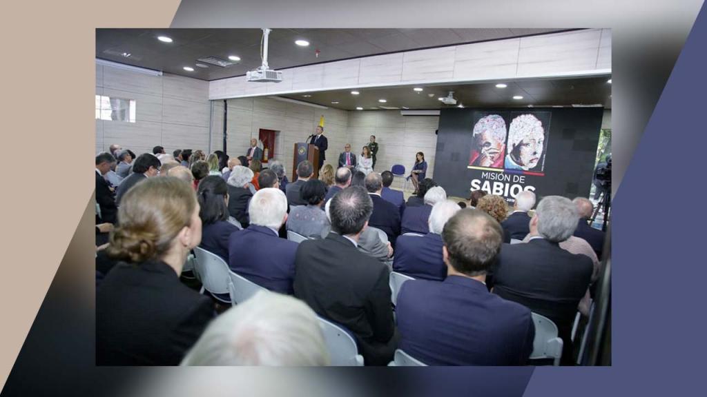 El presidente Iván Duque anunció que, en trabajo conjunto con la Vicepresidencia, se revivió la Misión de Sabios en Colombia
