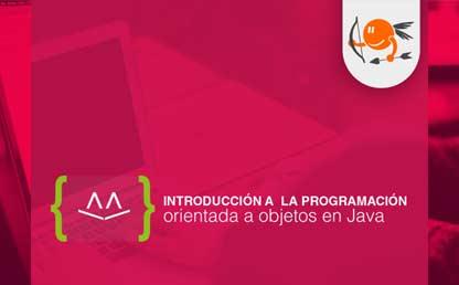 Graficación nuevo curso virtual: Introducción a la programación orientada a objetos en Java.
