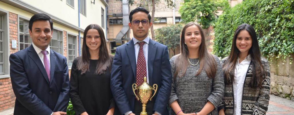 UNIANDES, REGIONAL CHAMPION OF THE ELSA MOOT COURT COMPETITION ON WTO LAW, 2017