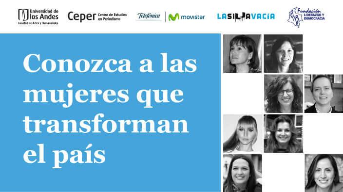 Evento: Mujeres transformadoras