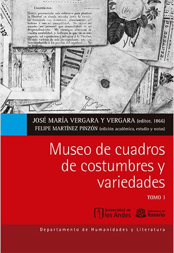 Cubierta del libro Museo de cuadros de costumbres y variedades