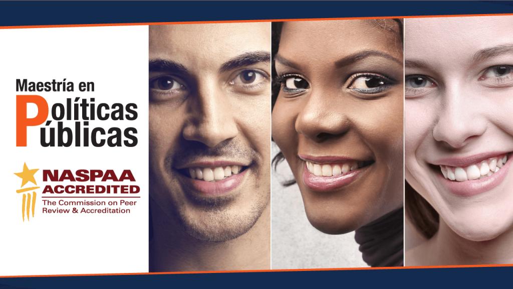 Imagen de rostros de diferentes personas. Logo Naspaa