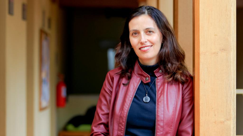 Retrato de la nueva directora del Cider Nathalia Franco Borrero