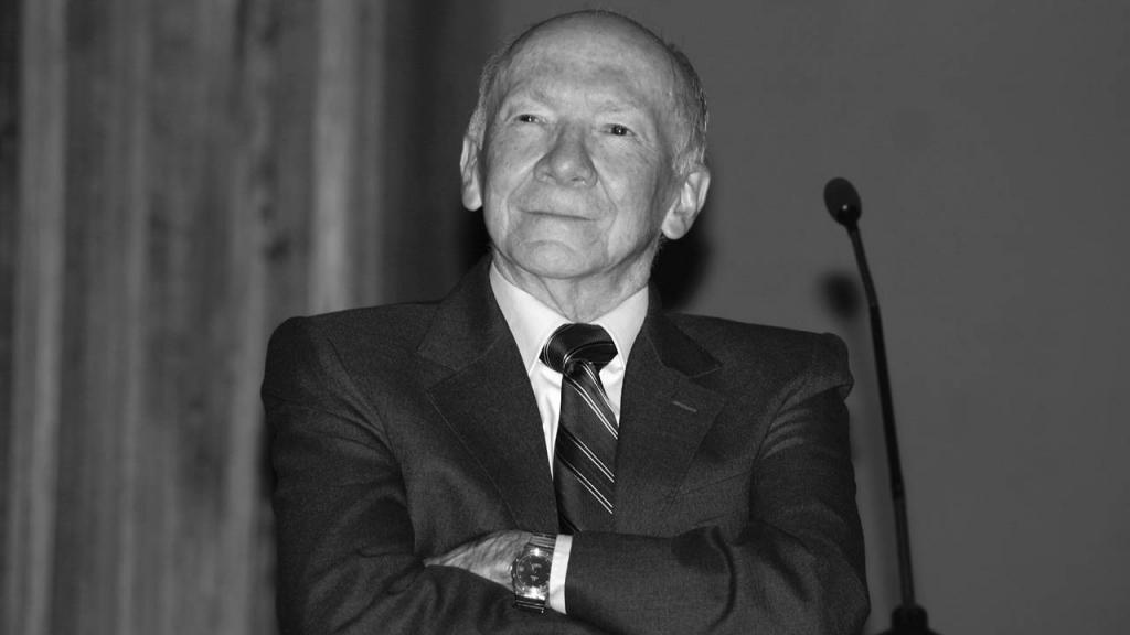 Retrato del profesor Alberto Sarria