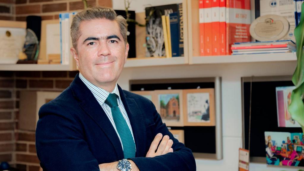 Retrato del profesor Juan Correal