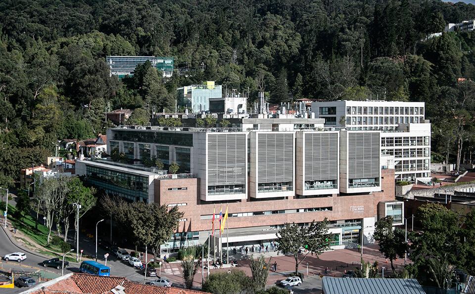 Edificio Mario Laserna, Universidad de los Andes