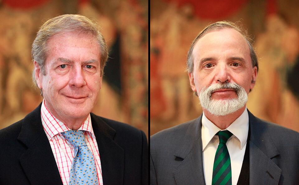 Julio Portocarrero y Diego Pizano