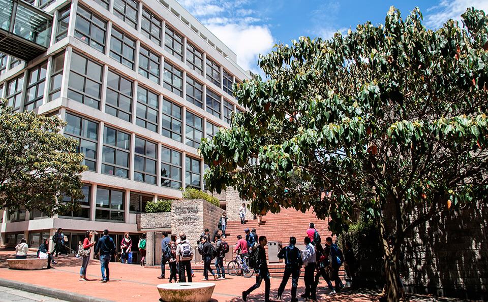 Edificios W y LL, Universidad de los Andes
