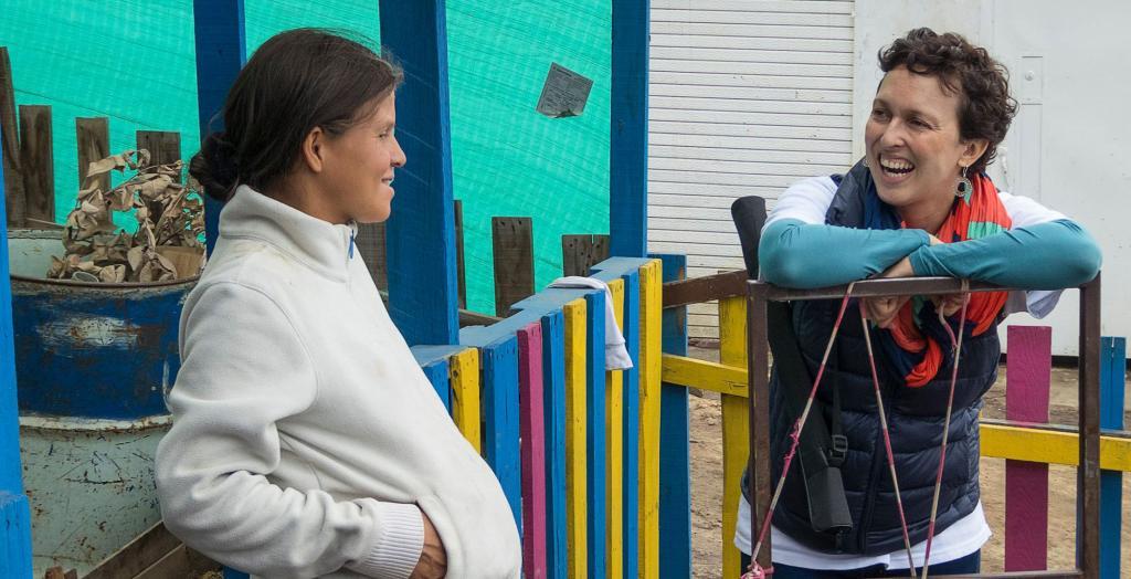 La fallecida economista Ximena Peña recibió premio Juan Luis Londoño