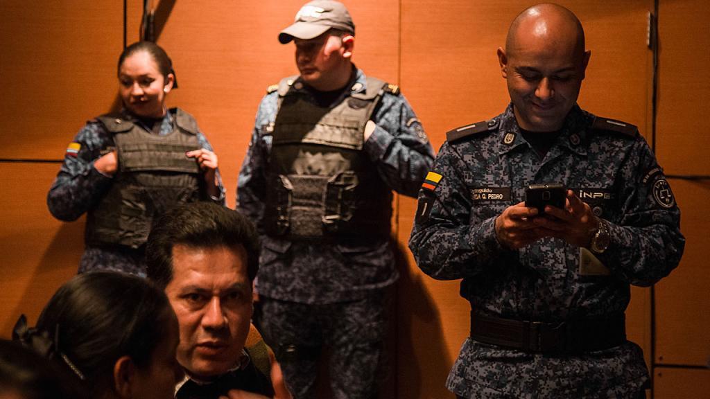 Los Clasificados contó con el apoyo del Ministerio de Justicia, el Inpec, el Banco Interamericano  de Desarrollo (BID) y Casa Libertad y la Universidad de los Andes.