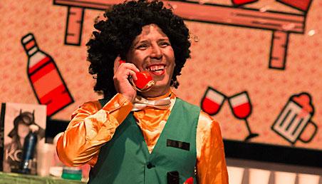 Actor Obra de Teatro Carcel la Modelo