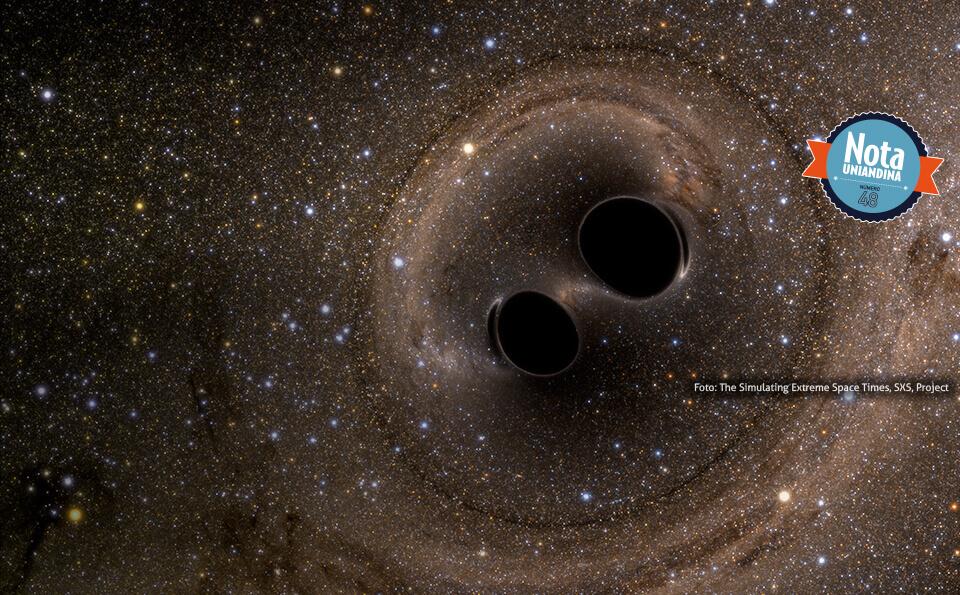 ondas gravitacionales fisica universo