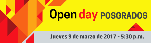 Open day posgrados Uniandes