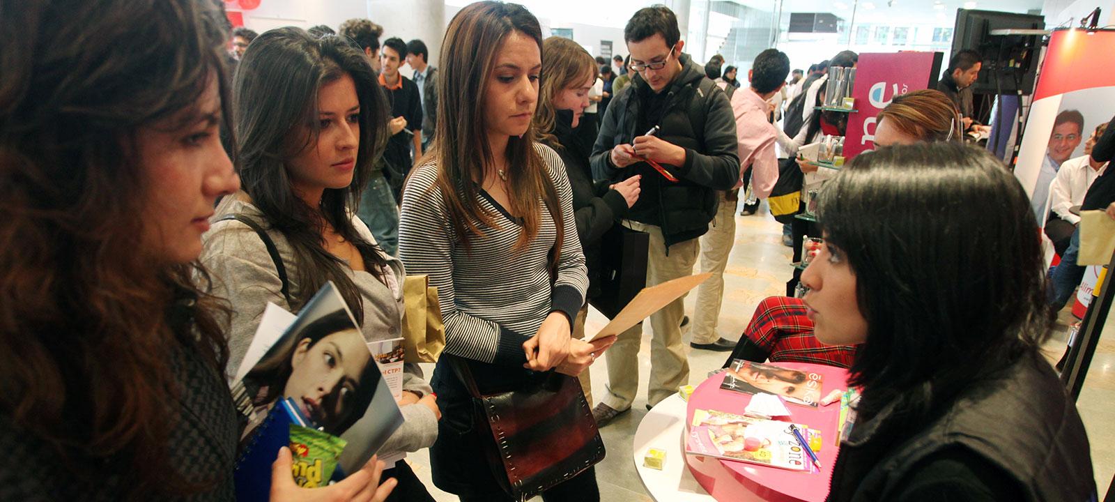 Oportunidades para la vida laboral Universidad de los Andes