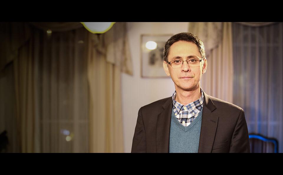 Pablo Montoya ganador del premio romulo gallegos