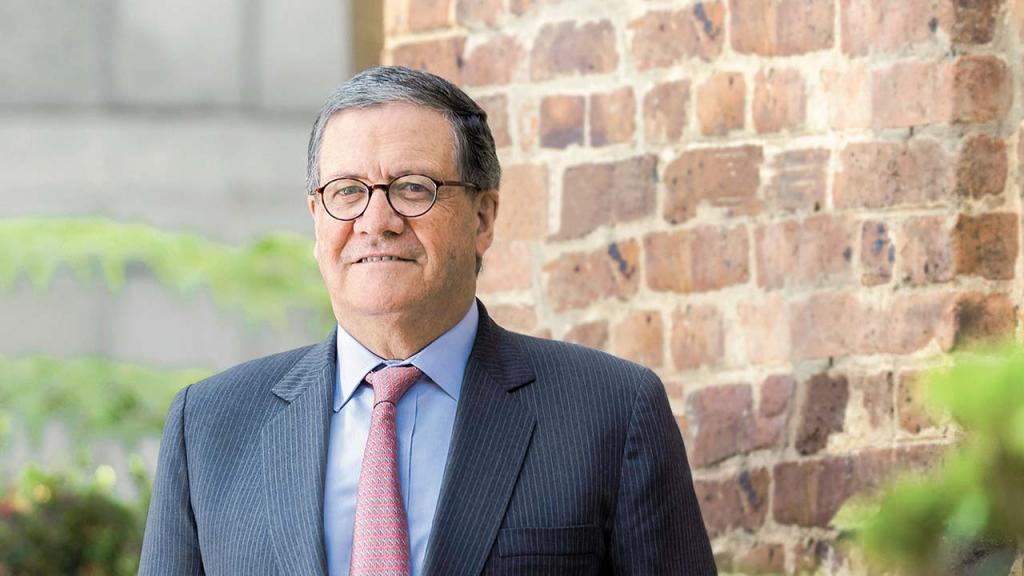 Imagen de Pablo Navas, rector de la Universidad de los Andes