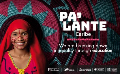 Pa'lante Caribe campaign image