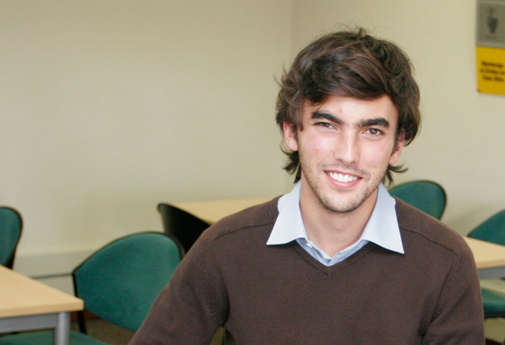 Pascual Restrepo, economista