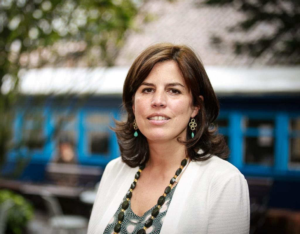Patricia Zalamea Fajardo, decana de la Facultad de Artes y Humanidades