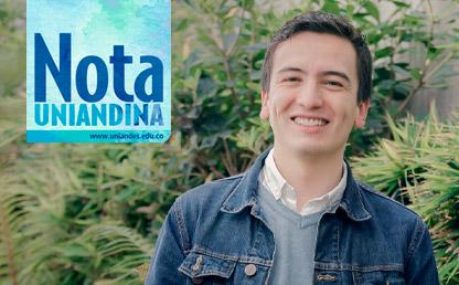 Foto de Pedro Oswaldo Hernández Becario Fundación Obama