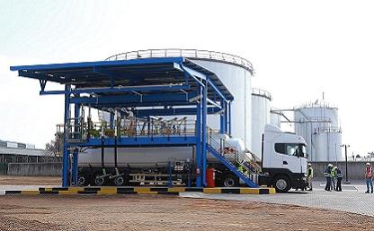 Imagen de campo petrolero