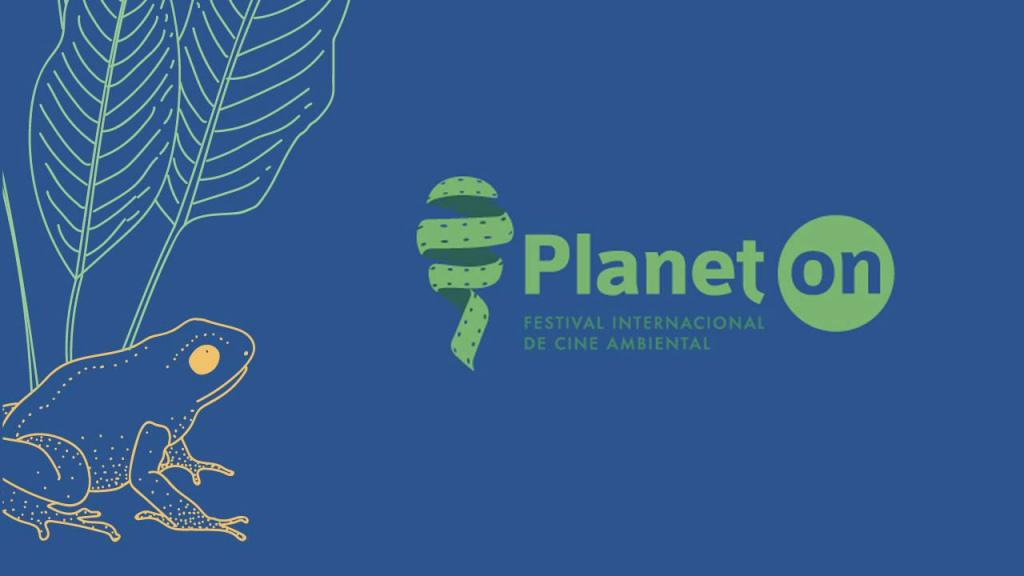 Cartel de Planet On