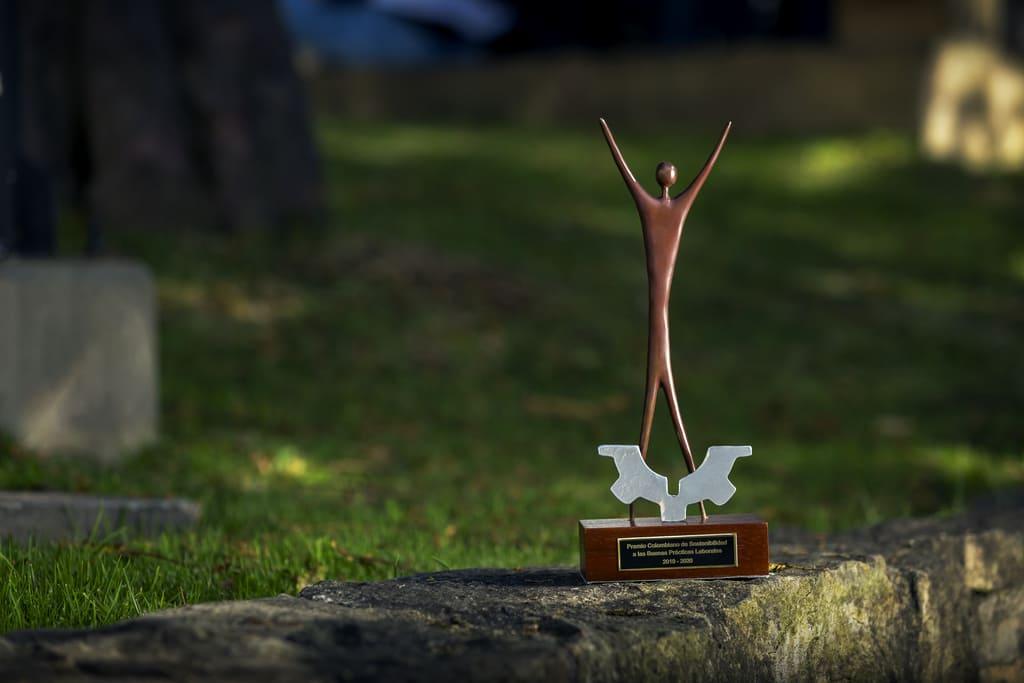 Foto del premio premio
