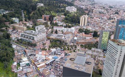 Foto del barrio Las Aguas