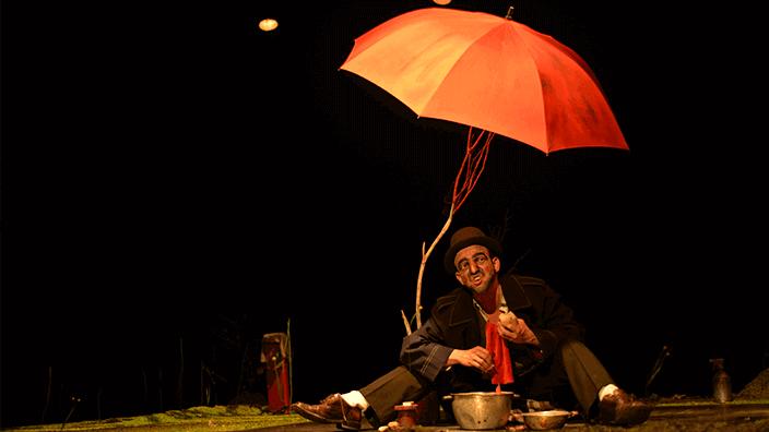 Primer amor de Samuel Beckett - Teatro Matacandelas