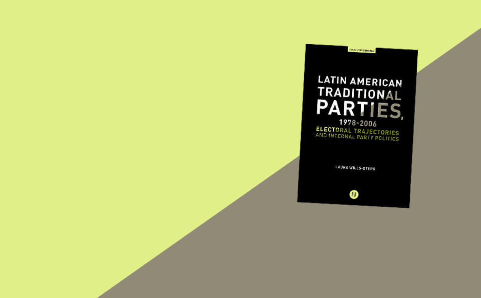 portada del libro Latin American Traditional Parties de Laura Wills