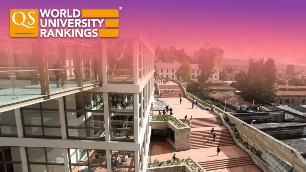 W building, Universidad de los Andes