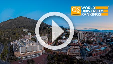 Panorámica de la Universidad de los Andes