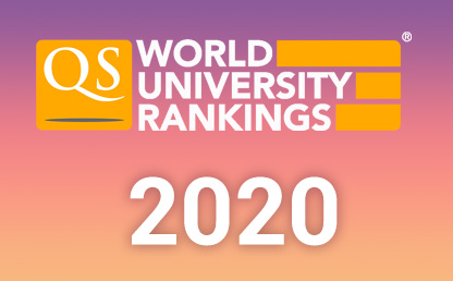 QS World University Ranking 2020